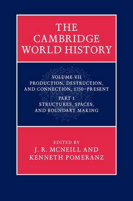 The Cambridge World History, Part 2, Shared Transformations - John McNeill