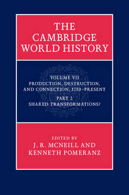The Cambridge World History - John McNeill