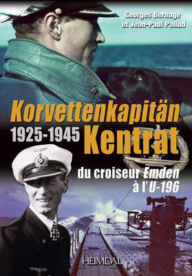 Korvettenkapitan Kentrat - Georges Bernage