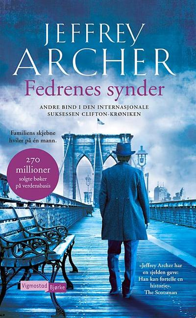 Fedrenes synder - Jeffrey Archer