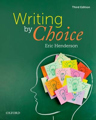 Writing by Choice - Eric Henderson