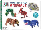The World of Eric Carle Punch-out & Play Animals - Eric Carle