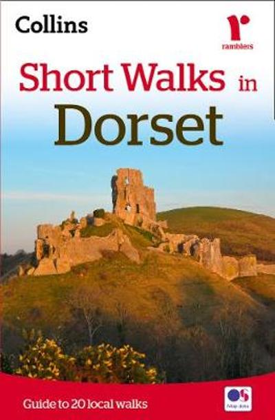 Short Walks in Dorset - Collins Maps