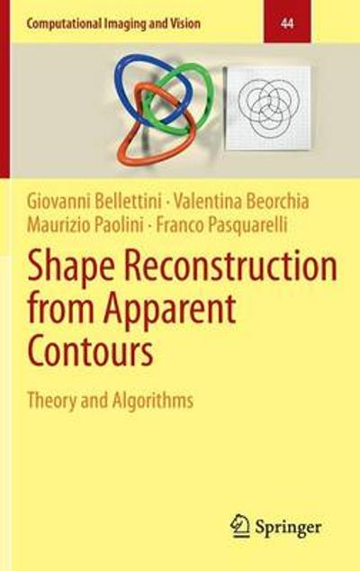 Shape Reconstruction from Apparent Contours - Giovanni Bellettini