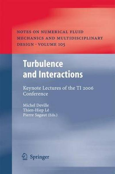 Turbulence and Interactions - Michel O. Deville