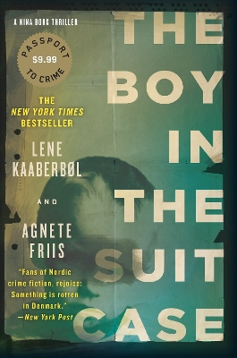 The Boy in the Suitcase - Lene Kaaberbol