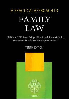 A Practical Approach to Family Law - Jill M. Black