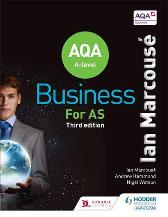 AQA Business for AS (Marcouse) - Ian Marcouse  Nigel Watson Andrew Hammond