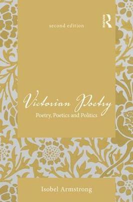 Victorian Poetry - Isobel Armstrong