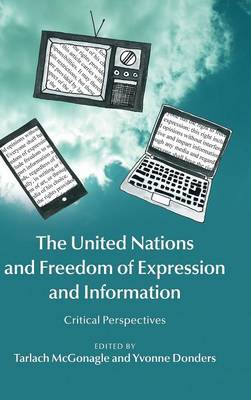 The United Nations and Freedom of Expression and Information - Tarlach McGonagle
