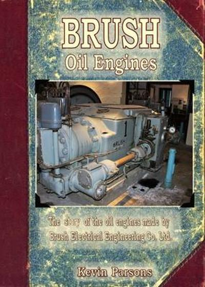Brush Oil Engines - Kevin Parsons