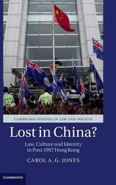 Lost in China? - Carol A. G. Jones