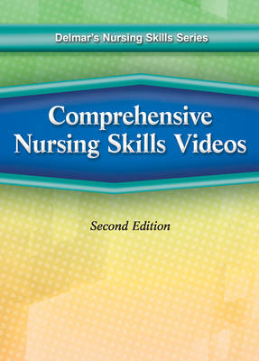 Delmar's Comprehensive Nursing Skills DVD Set - Delmar Publishers