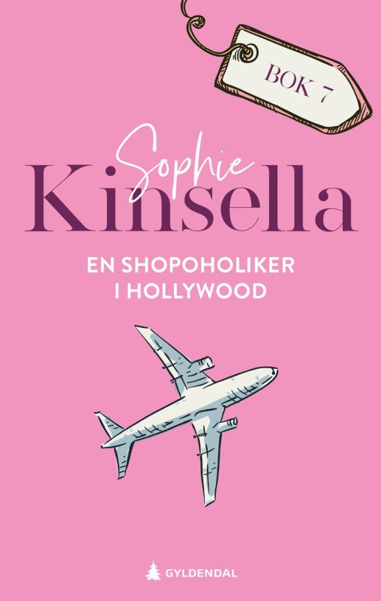En shopoholiker i Hollywood - Sophie Kinsella