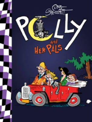 Polly And Her Pals Vol. 2 1928-1930 - Cliff Sterrett