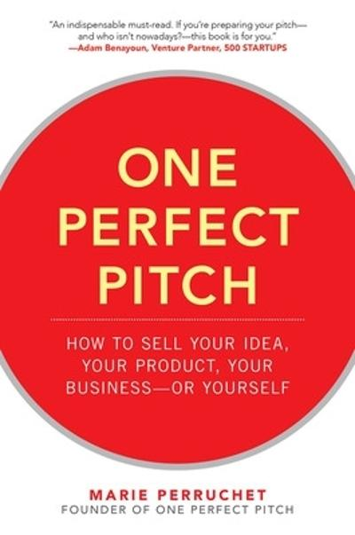 One Perfect Pitch: How to Sell Your Idea, Your Product, Your Business--or Yourself - Marie Perruchet