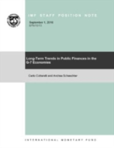 Long-Term Trends in Public Finances in the G-7 Economies -