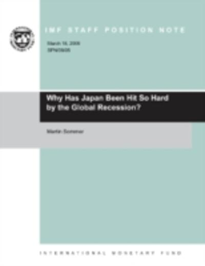 Why Has Japan Been Hit So Hard by the Global Recession? -