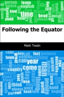 Following the Equator - Mark, Twain