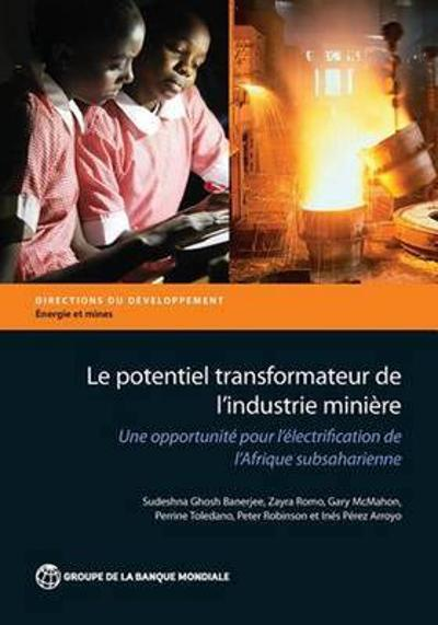 Le potentiel transformateur de l'industrie miniere en Afrique - Sudeshna Ghosh Banerjee