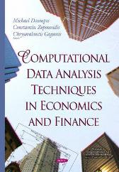 Computational Data Analysis Techniques in Economics & Finance - Michael Doumpos Constantin Zopounidis Chrysovalantis Gaganis