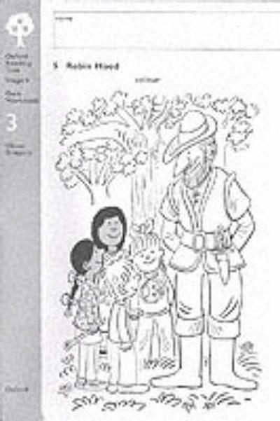 Oxford Reading Tree: Level 6: Workbooks: Workbook 3 (Pack of 6) - Jenny Ackland