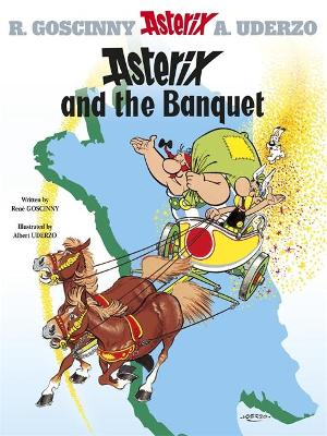 Asterix: Asterix and the Banquet - Rene Goscinny