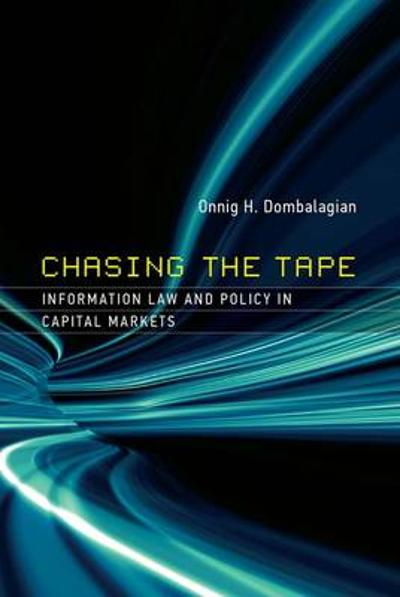 Chasing the Tape - Onnig H. Dombalagian
