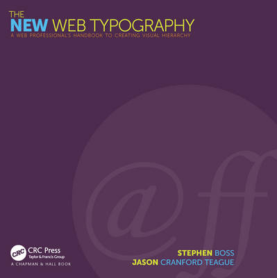 The New Web Typography - Jim Kidwell