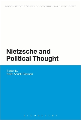 Nietzsche and Political Thought - Keith Ansell-Pearson