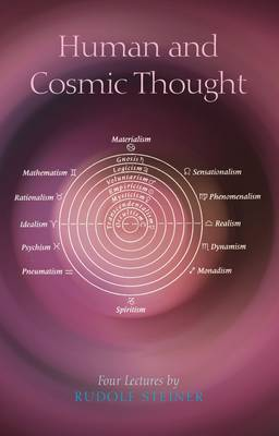 Human and Cosmic Thought - Rudolf Steiner