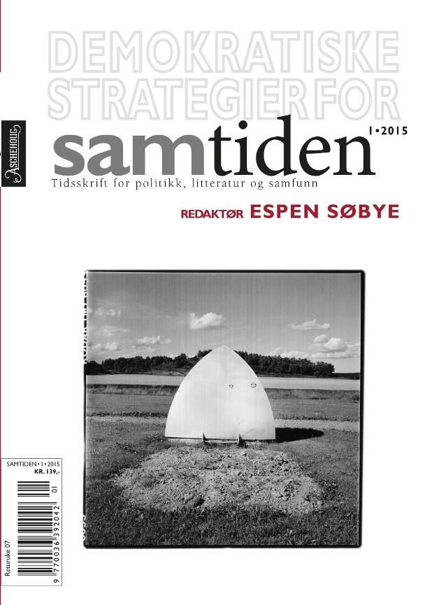 Samtiden. Nr. 1 2015 PDF ePub