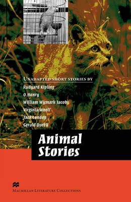 Macmillan Readers Literature Collections Animal Stories Advanced - Daniel A. Barber
