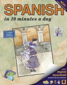 Spanish in 10 minutes a day - Kristine K. Kershul