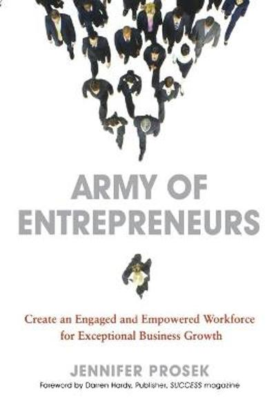 Army of Entrepreneurs - Jennifer PROSEK
