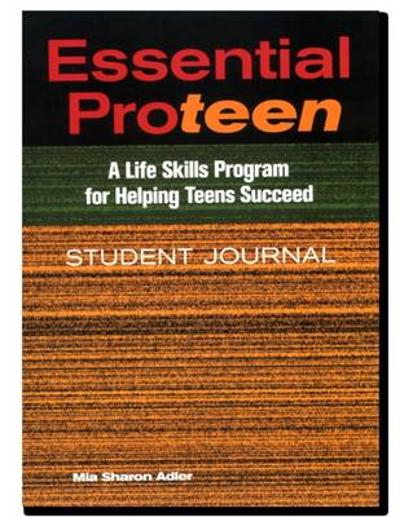 Essential Proteen, Student Journal - Mia Sharon Adler