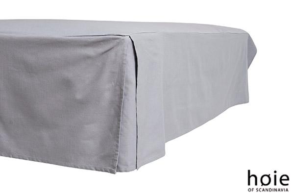 Alle nye Sengekappe Carina 180x220 cm grå - Høie » Bokkilden FJ-63