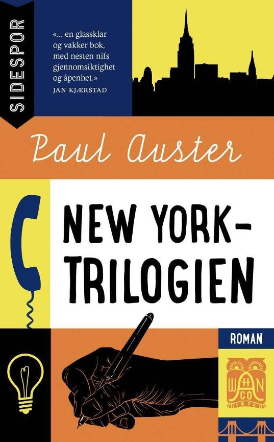 New York-trilogien PDF ePub