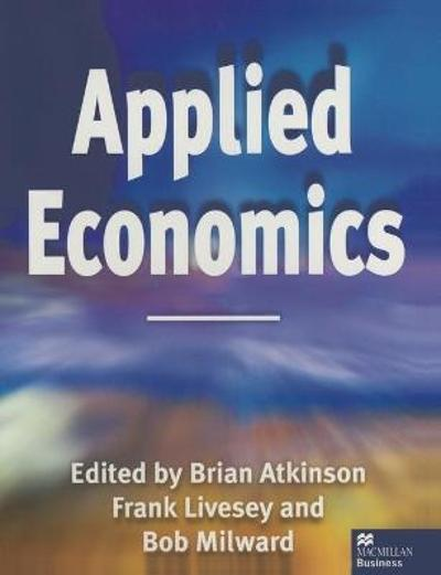 Applied Economics - Brian Atkinson