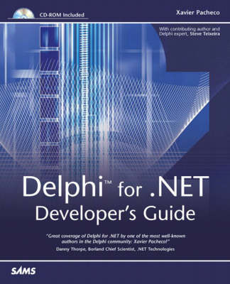 Delphi.NET Developer's RS Guide - Xavier Pacheco