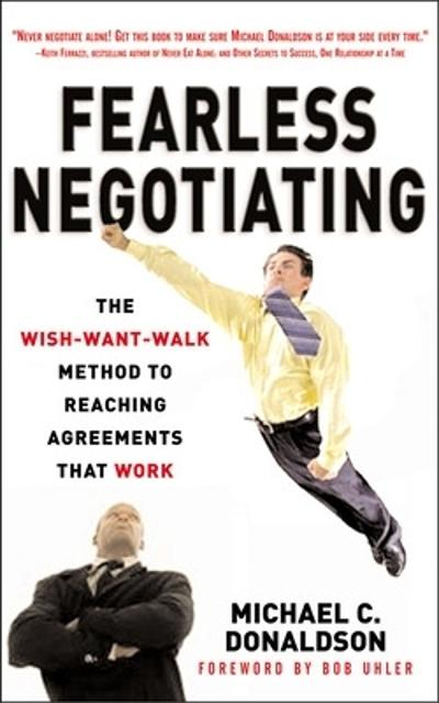Fearless Negotiating - Michael Donaldson