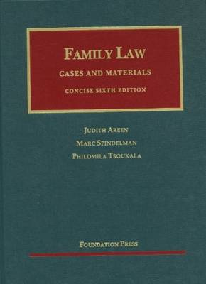 Family Law - Judith Areen