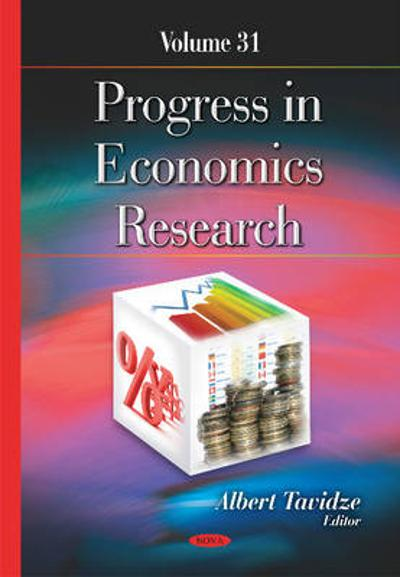 Progress in Economics Research - Albert Tavidze
