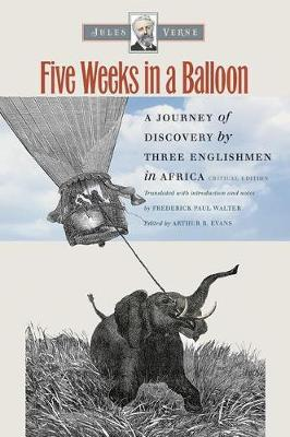 Five Weeks in a Balloon - Jules Verne