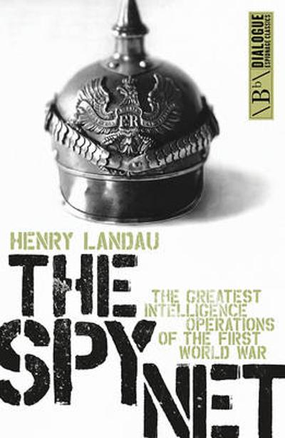 The Spy Net - Henry Landau