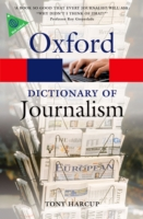 Dictionary of Journalism - Tony Harcup