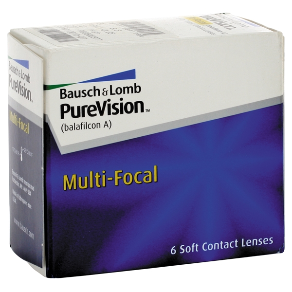 PureVision Multi-Focal - Bausch & Lomb