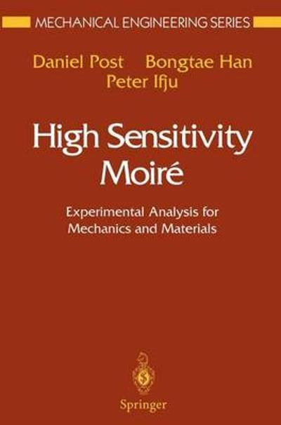 High Sensitivity Moire - Daniel Post