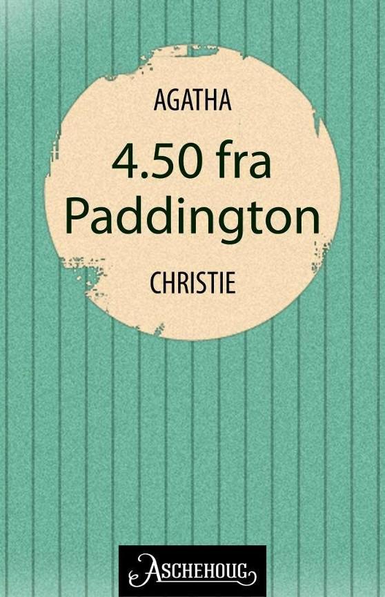 4.50 fra Paddington PDF ePub