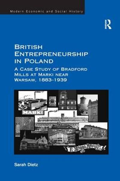 British Entrepreneurship in Poland - Sarah Dietz